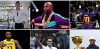 cei mai bine platiti sportivi