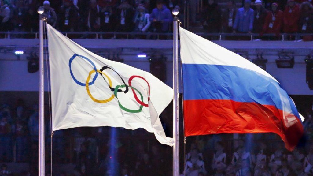 rusia jocurile olimpice