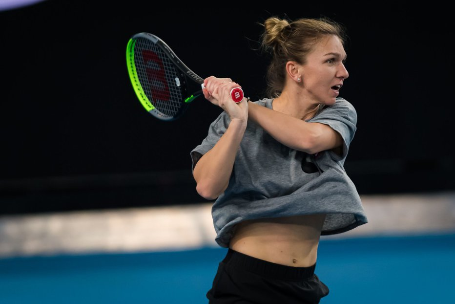 Australian Open Tennis Tournament, Practice, Melbourne, Australia – 19 Jan 2020