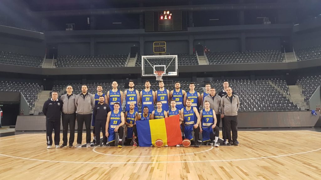 baschet Romania
