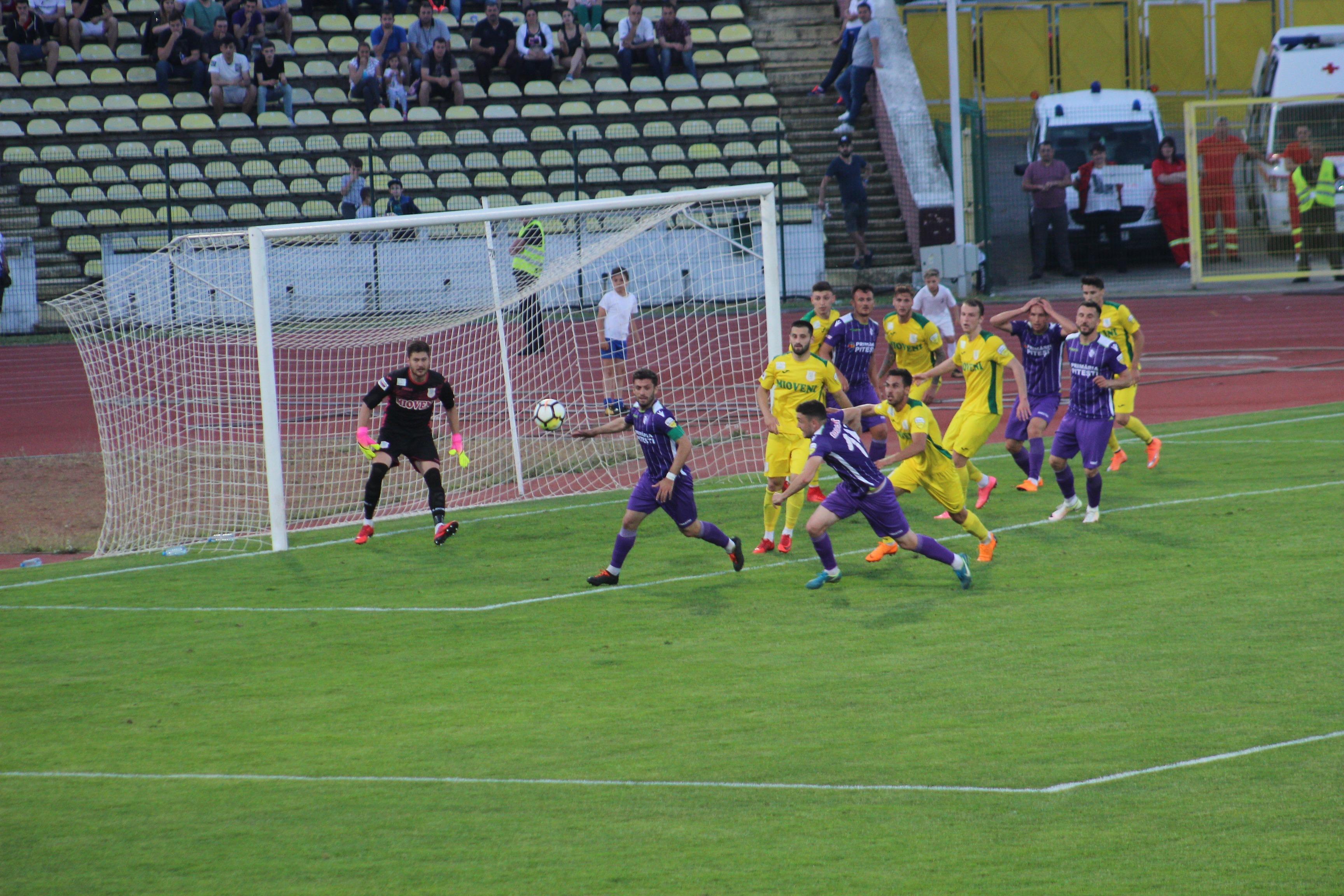 CS Mioveni vs FC Arges