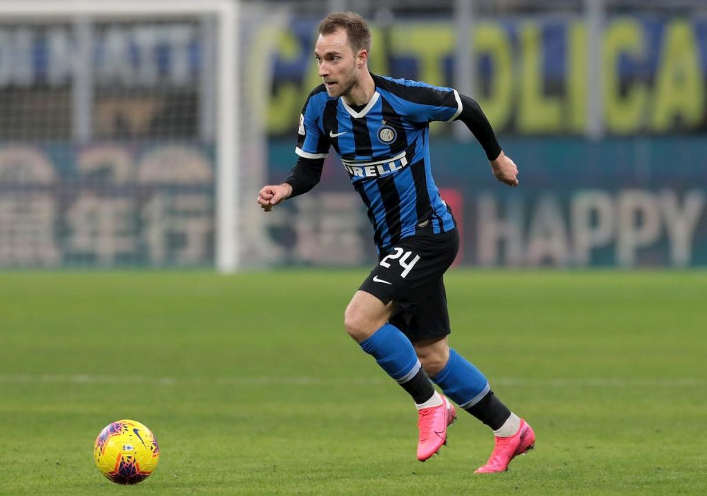 Christian Eriksen (Inter Milano)