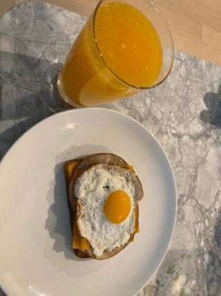 mic dejun mitrita
