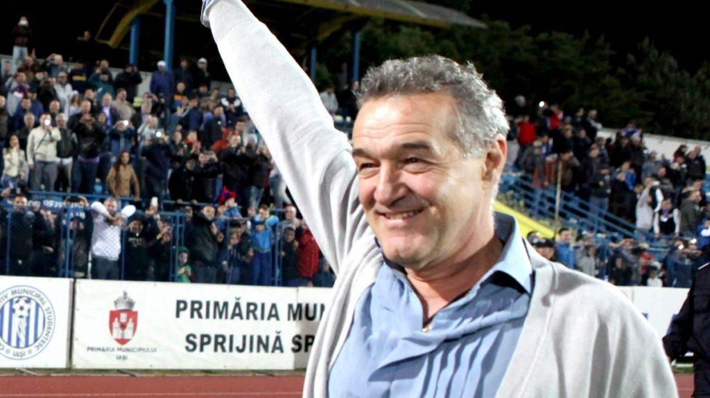 Gigi Becali,FCSB