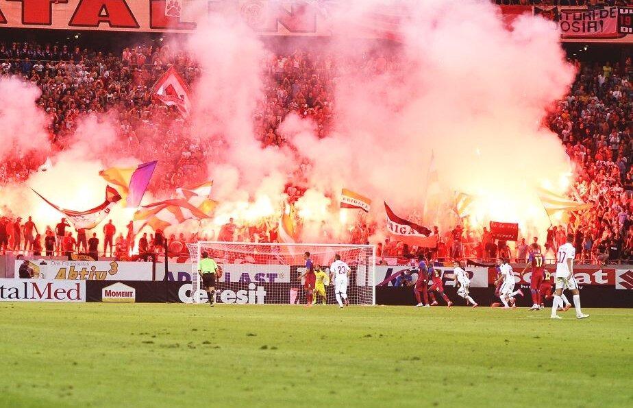 suporteri-dinamo-stadion-national-arena-torte-fum