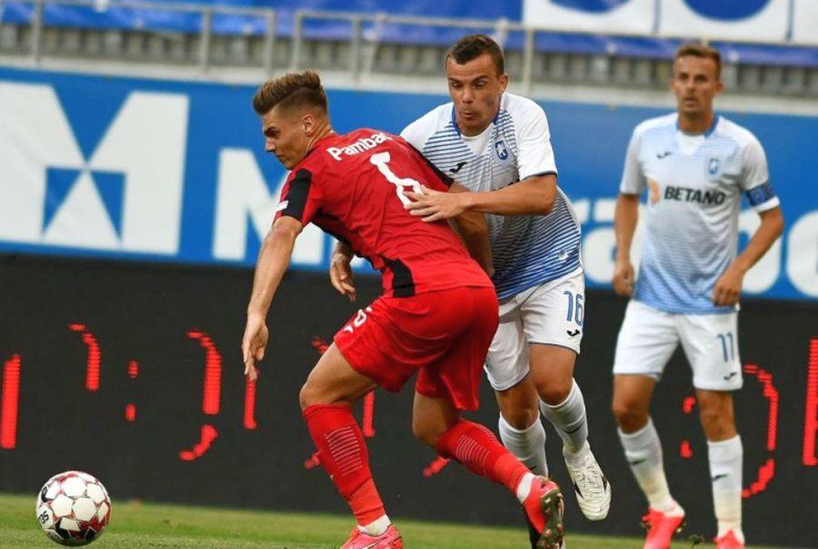 U Craiova - Astra: autogol Donkor, 1-2 (min 86) Liga 1 ...   Astra Craiova