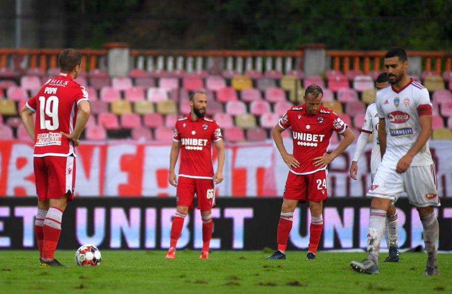 BREAKING NEWS | FRF, decizie la ceas de seară! Se complică soarta lui Dinamo