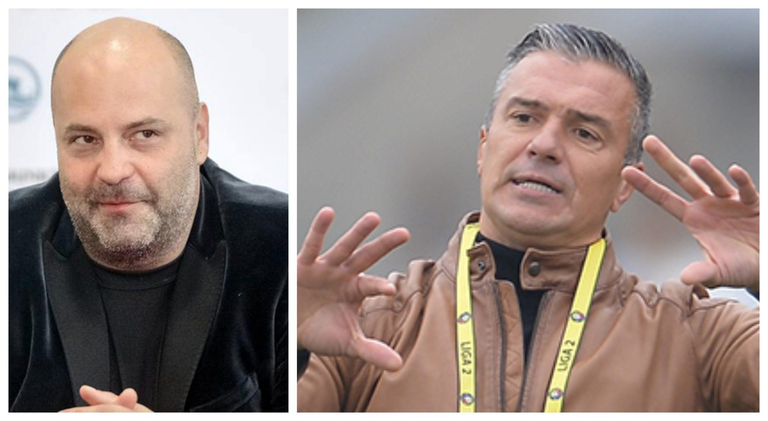 """Pancu îl face praf pe Manea: """"Un ciorditor! Nulitatea asta spunea că am făcut eu transferurile"""""""