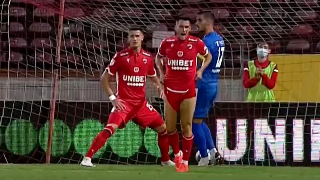 Isma-Lopez-autogol-cu-FC-Botosani-la-debutul-in-tricoul-lui-Dinamo