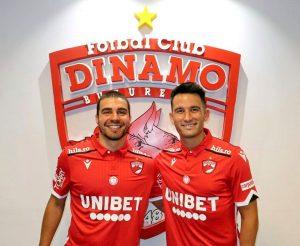 Lopez Gonzalez Dinamo