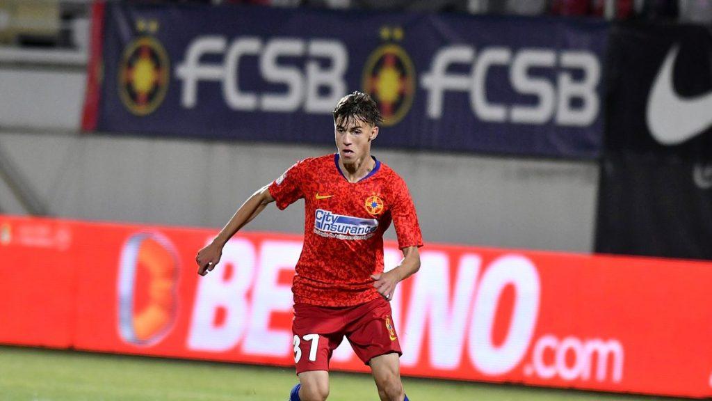 Octavian Popescu FCSB