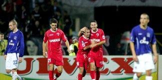 Dinamo-Everton
