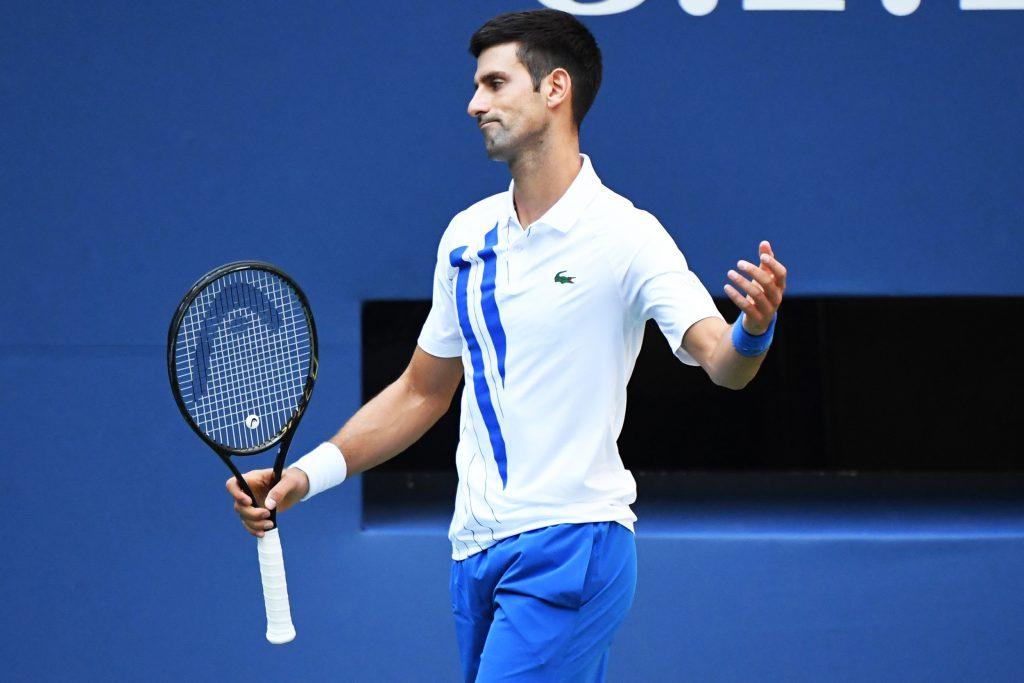Image: Tennis: US OPEN