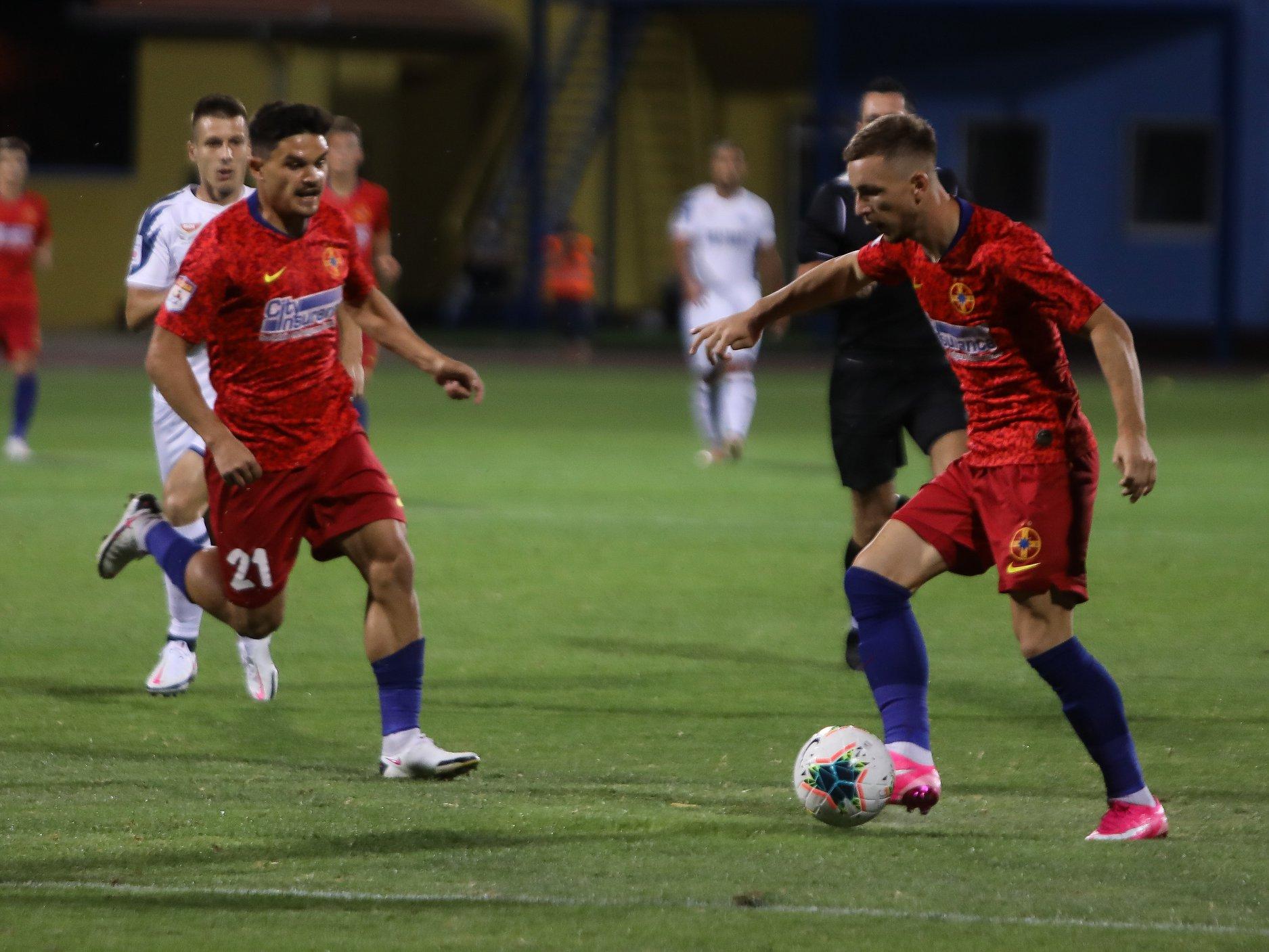 Ce scrie presa din străinătate după Backa Topola - FCSB ...  Fcsb- Slovan Liberec