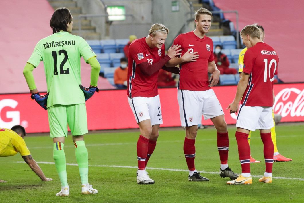 Norvegia Romania 1