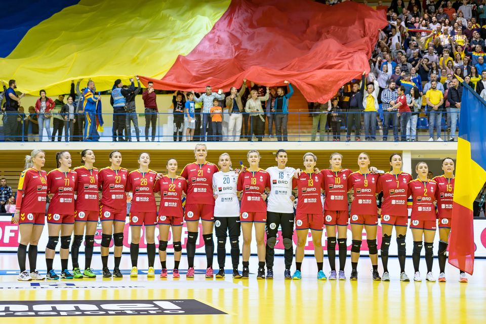 echipa nationala handbal feminin