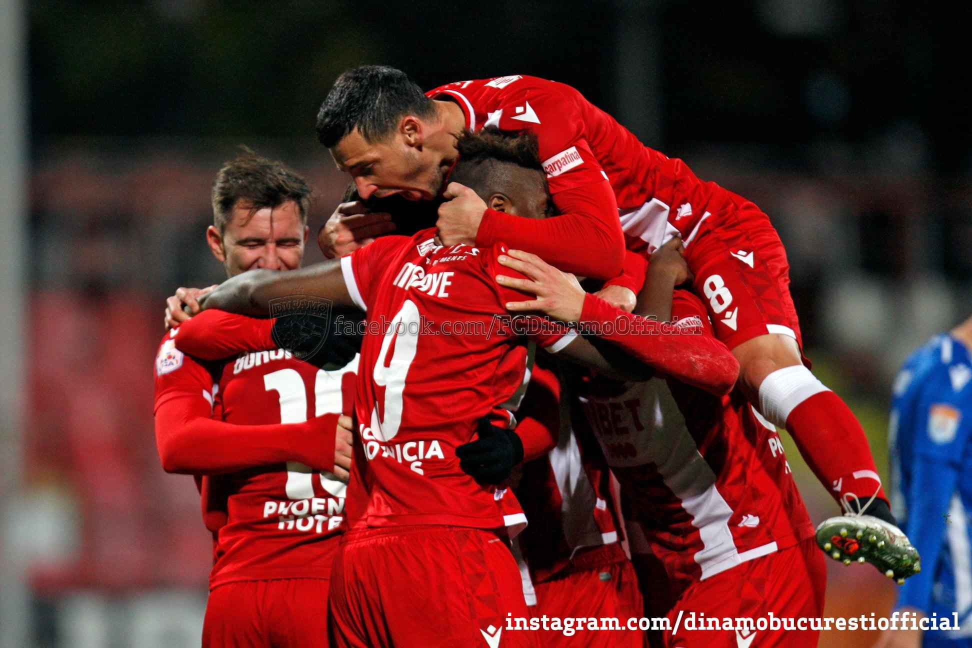 Dinamo bucurie 1