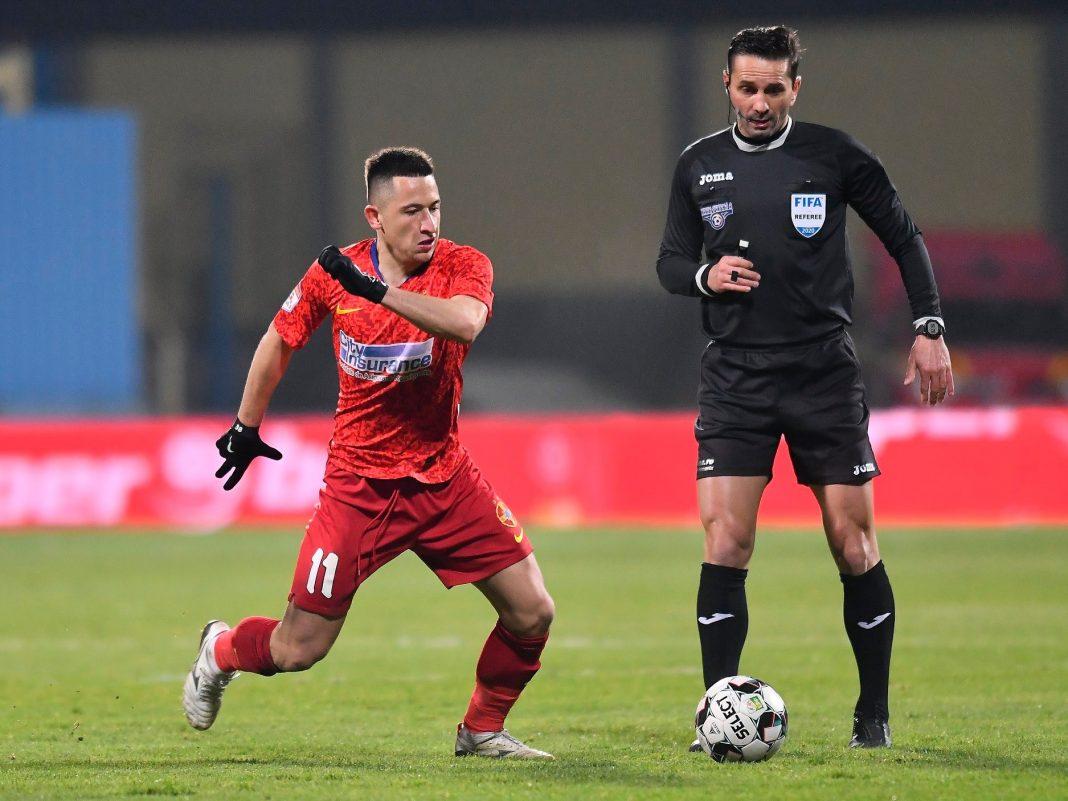 FCSB Morutan Coltescu