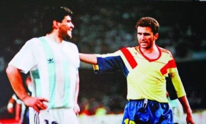 Hagi Maradona