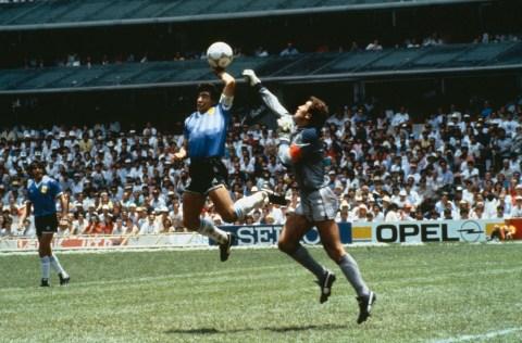 Maradonagol