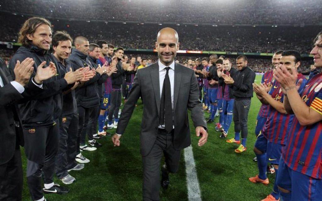 guardiola barcelona