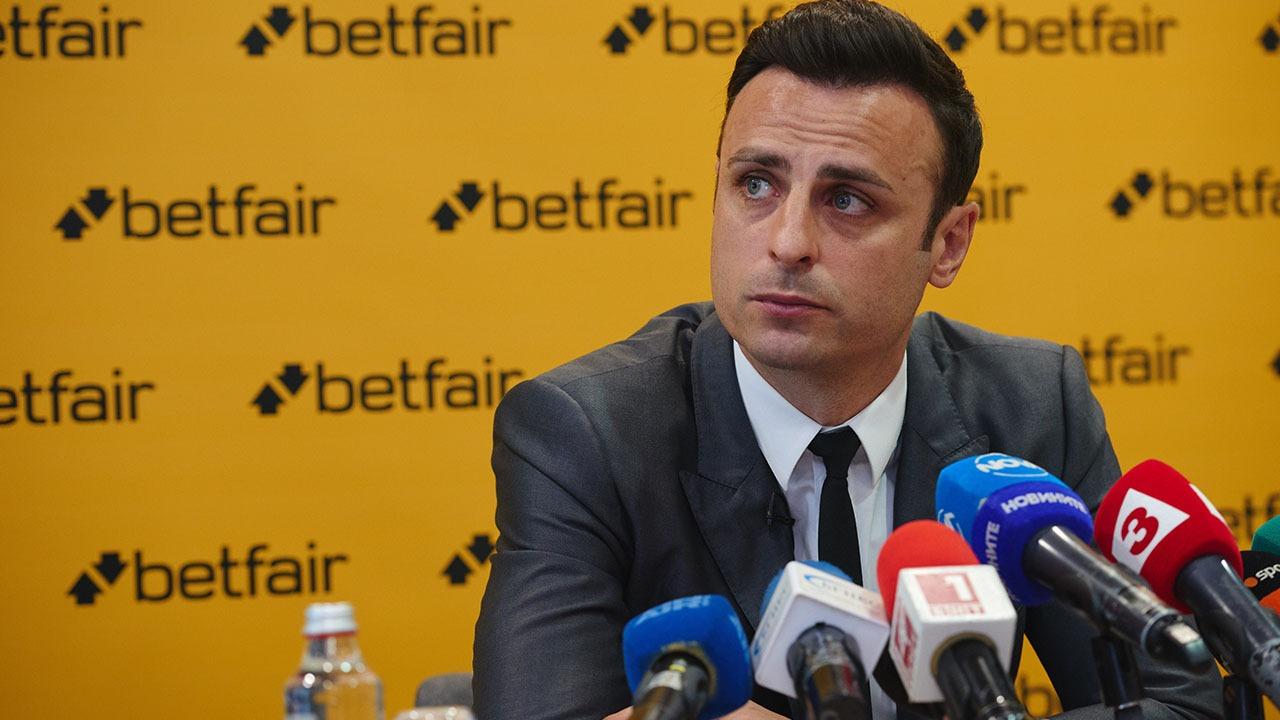 Betfair Berbatov