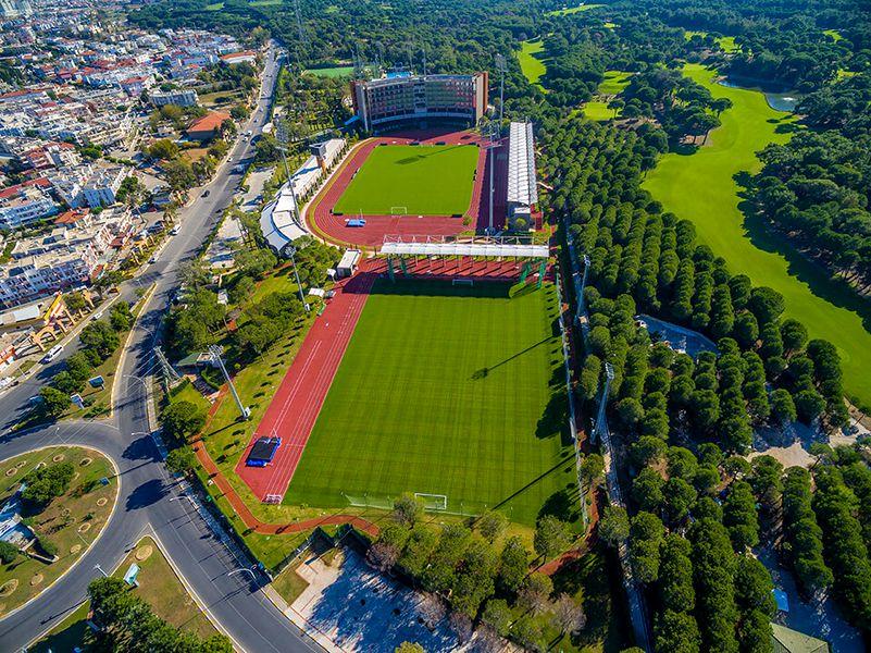 Cantonament FCSB3