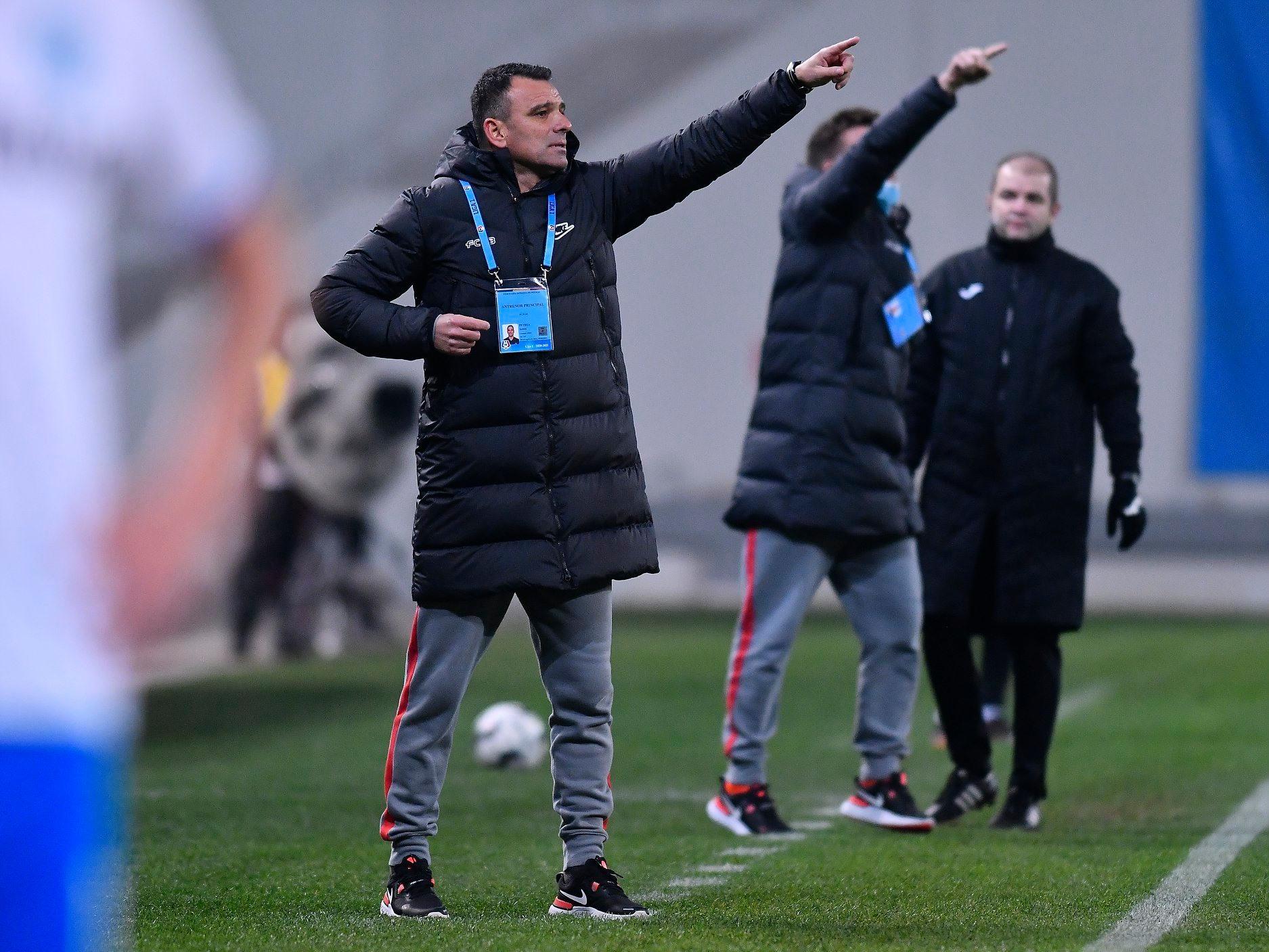 FCSB Toni Petrea