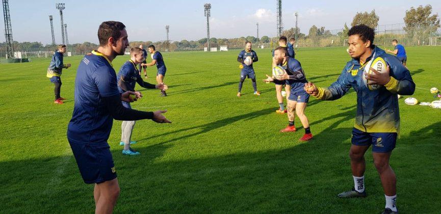 antrenament nationala de rugby Antalya