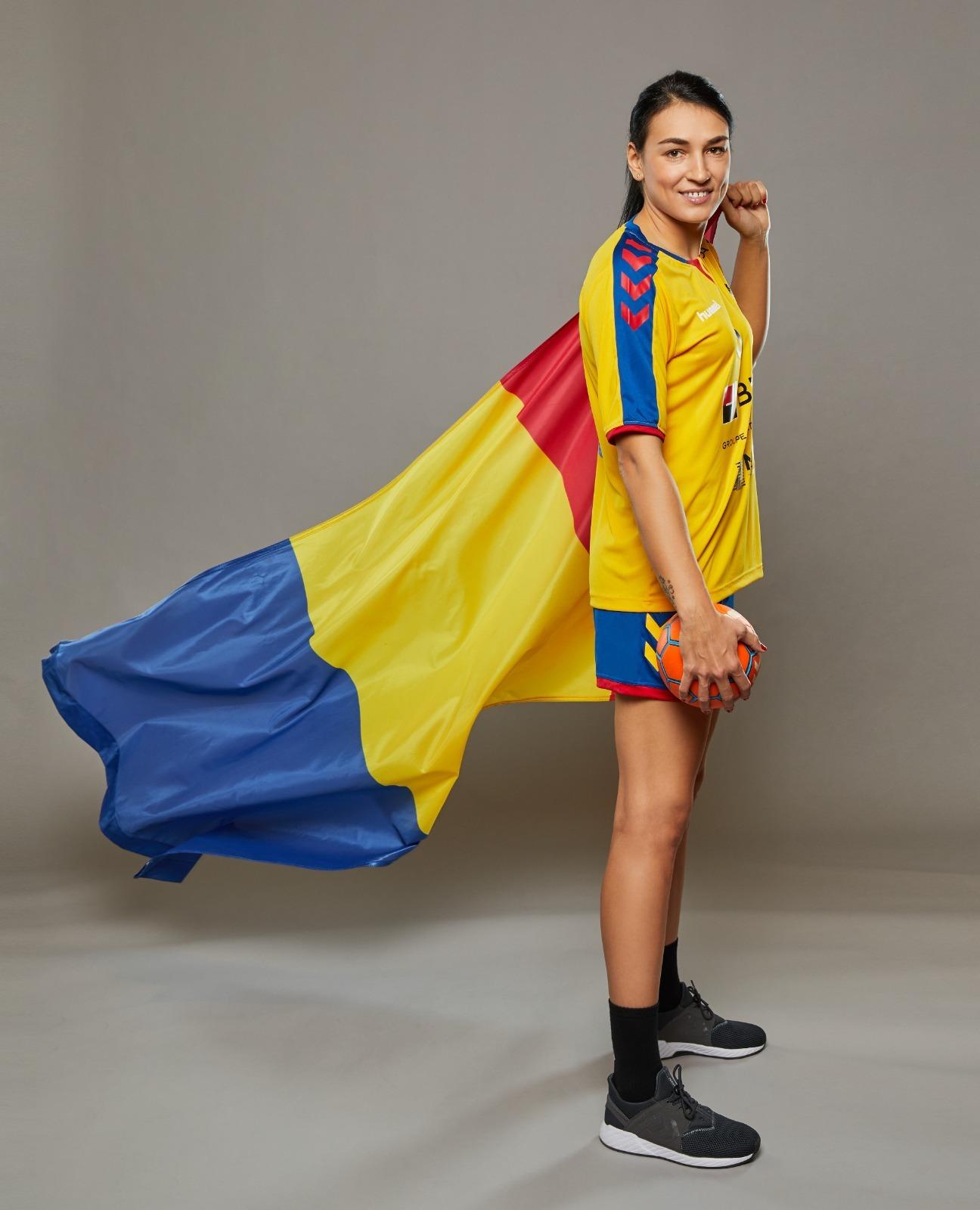 cristina neagu steag