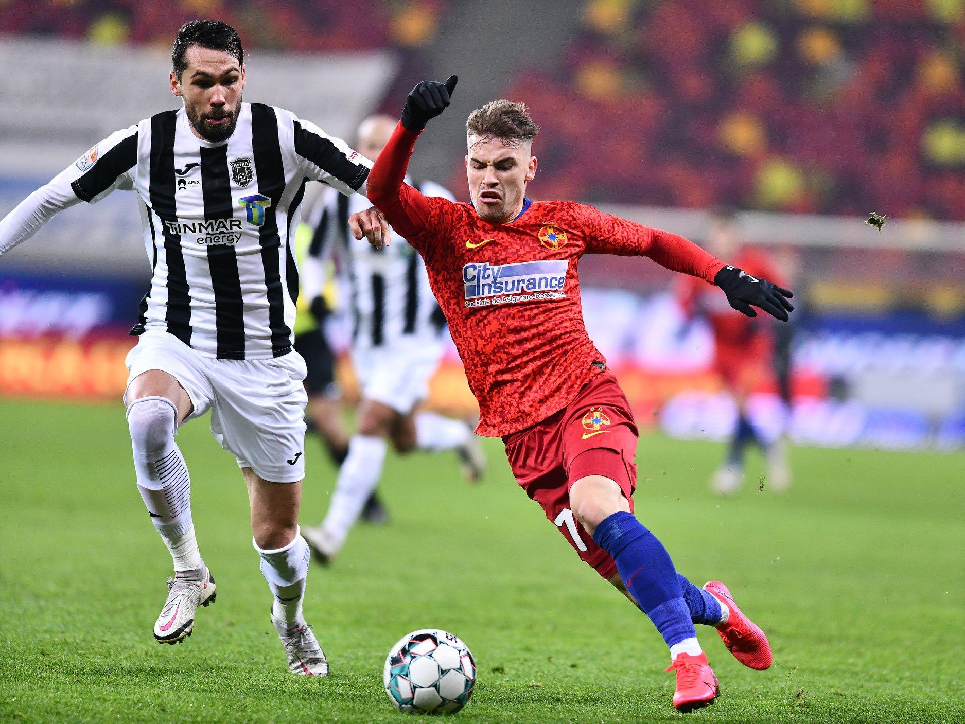 FCSB Astra Darius Olaru
