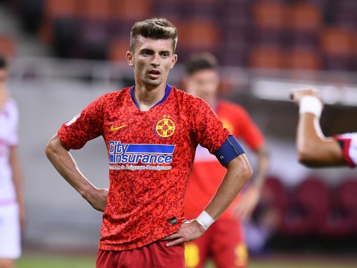 FCSB, Florin Tănase