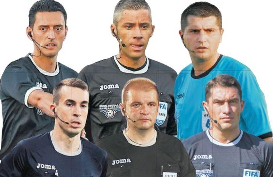 arbitri Liga 1