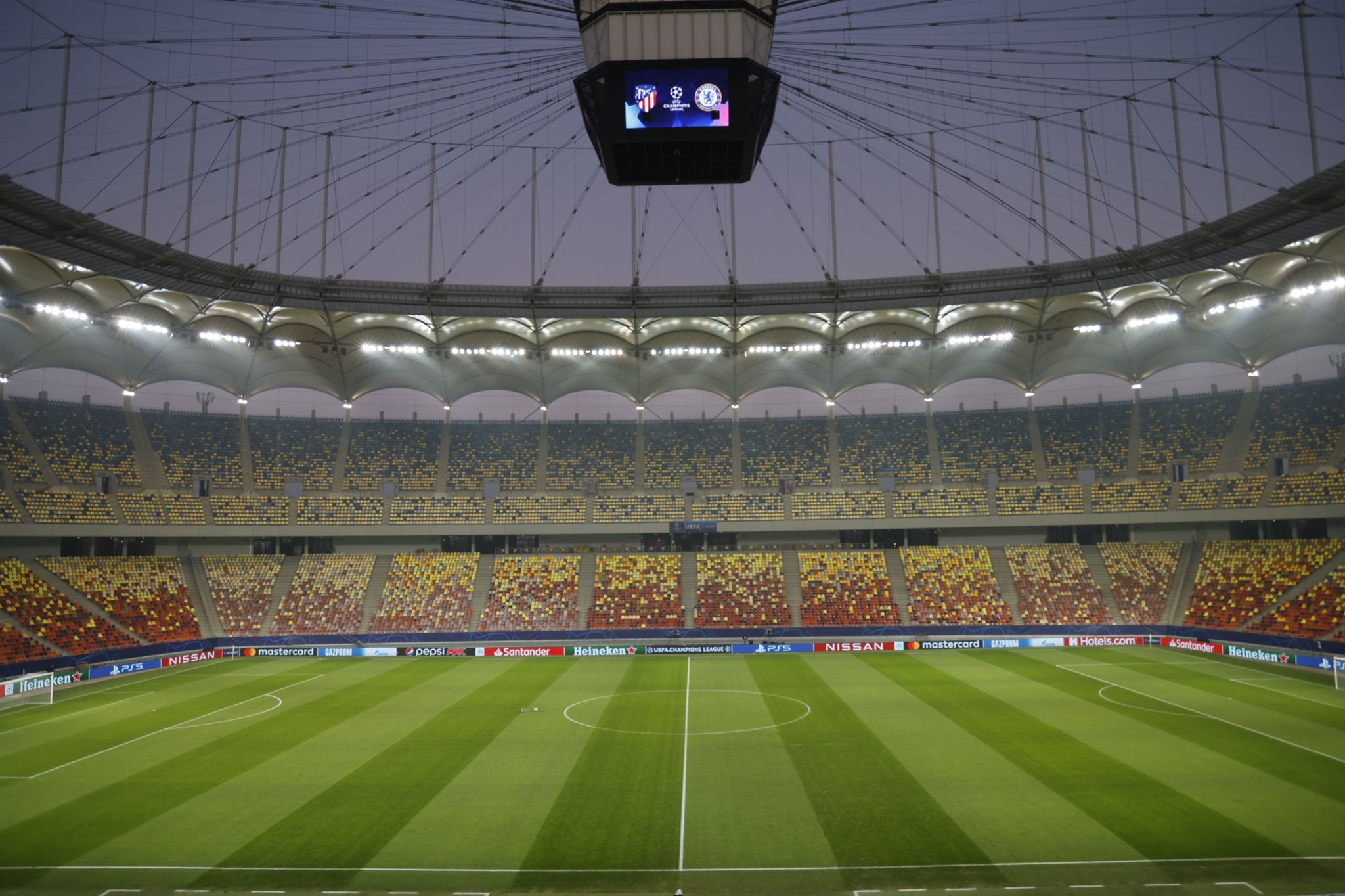 Arena Nationala Atletico Chelsea