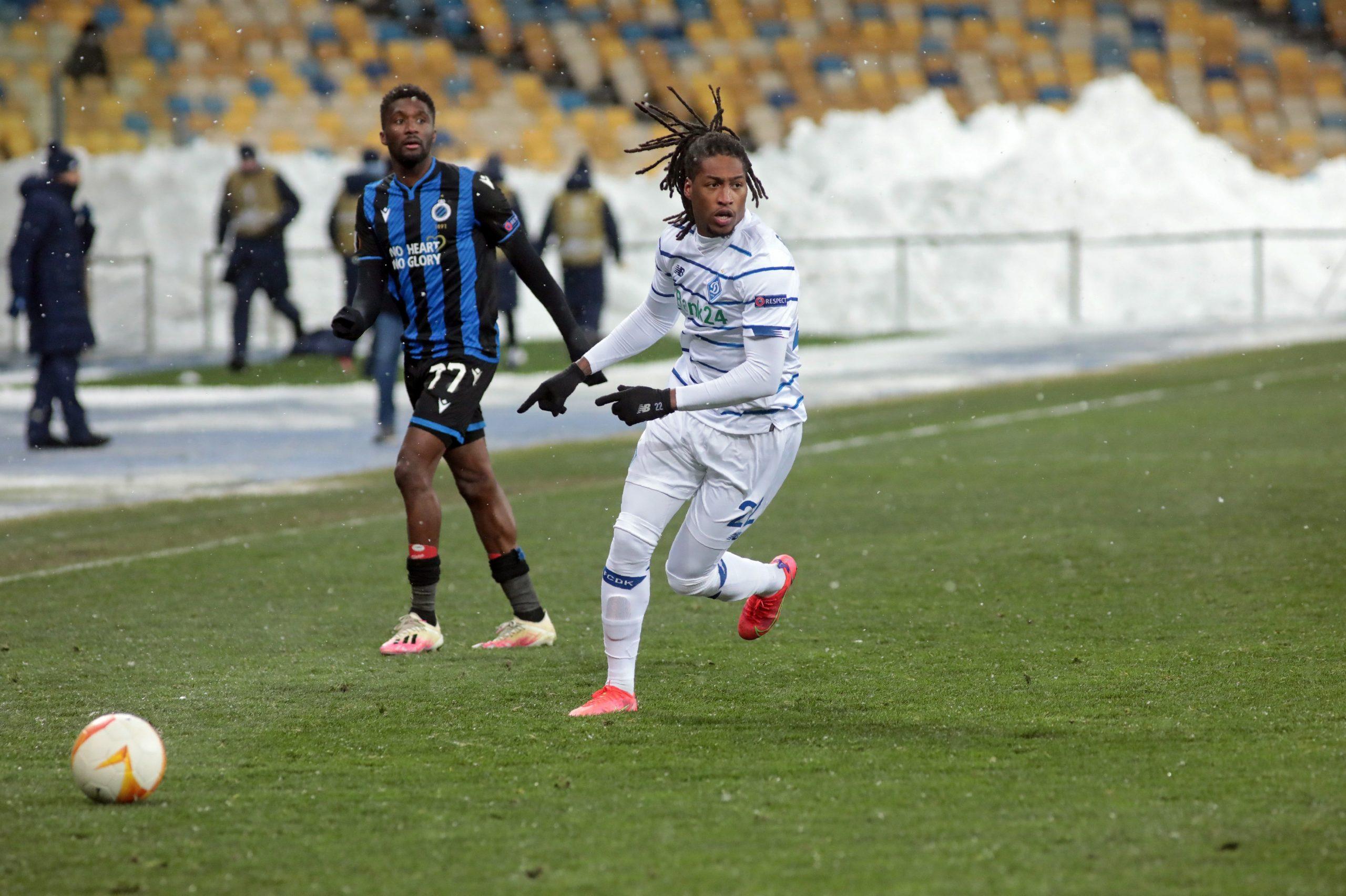 Dinamo Kiev Club Bruges scaled