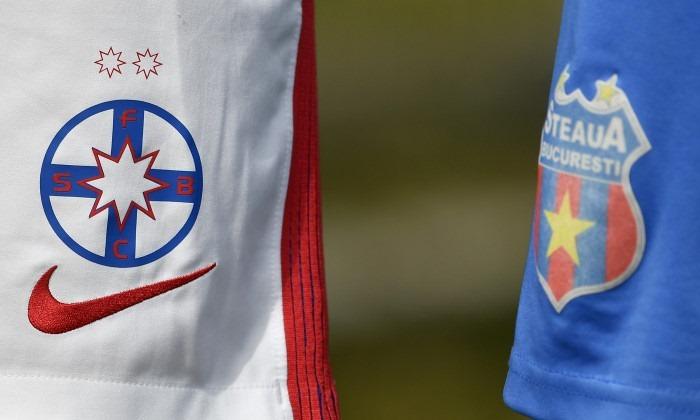 FCSB vs CSA Steaua