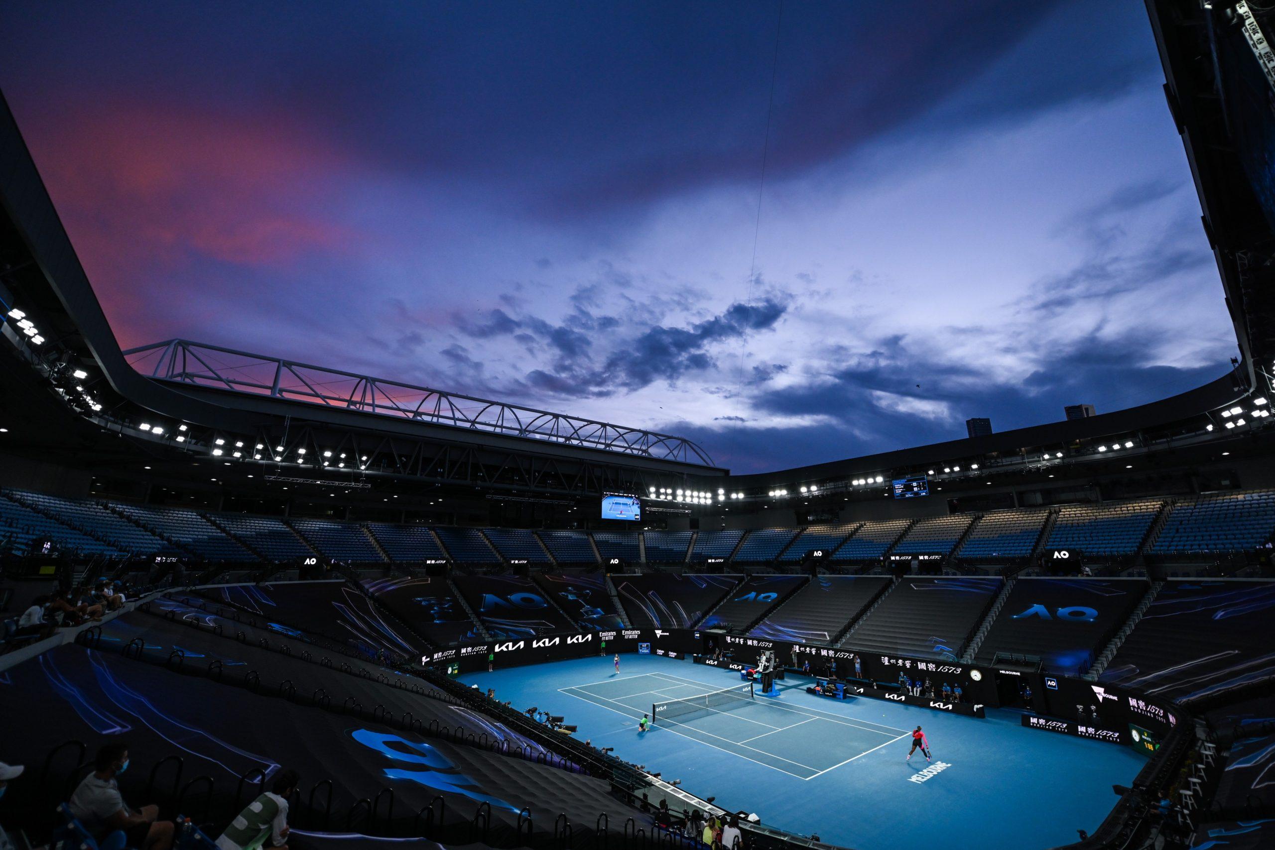 Melbourne Australian Open scaled