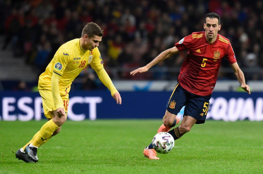 Spain v Romania, UEFA Euro 2020 Qualifying Group F, Football, Wanda Metropolitano Stadium, Madrid, Spain – 18 Nov 2019