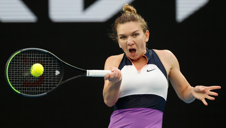 Simona Halep Australian Open 22