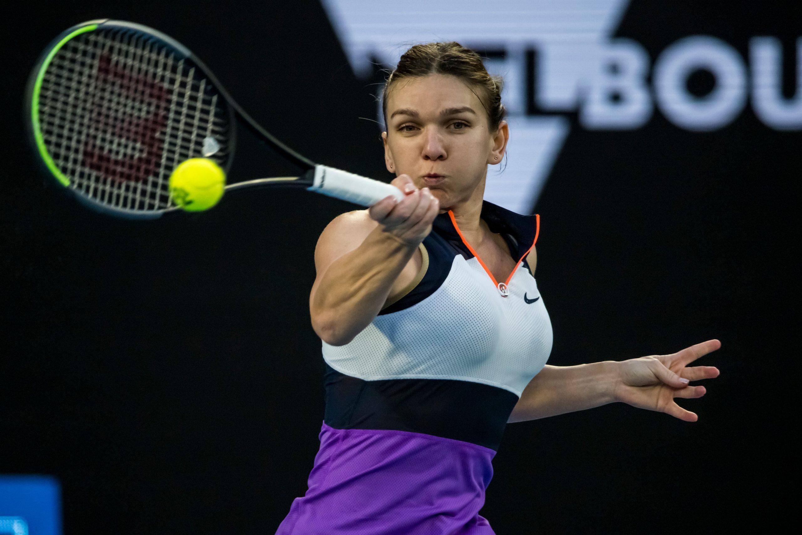 Simona Halep Australian Open fani scaled