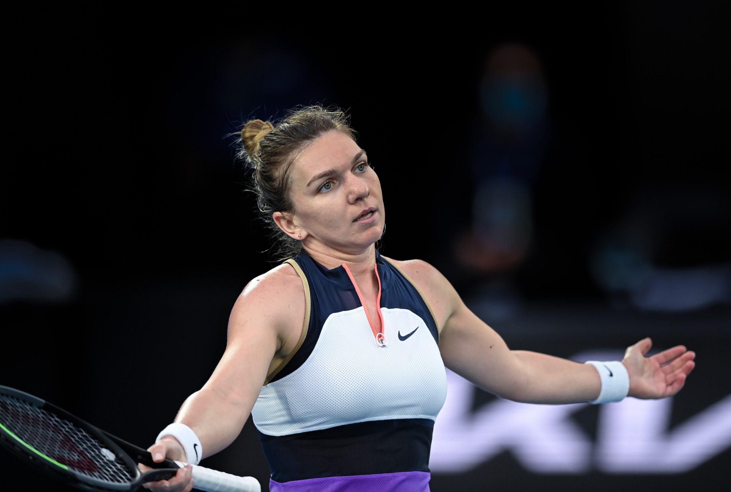 Simona Halep Australian Open presa internationala scaled