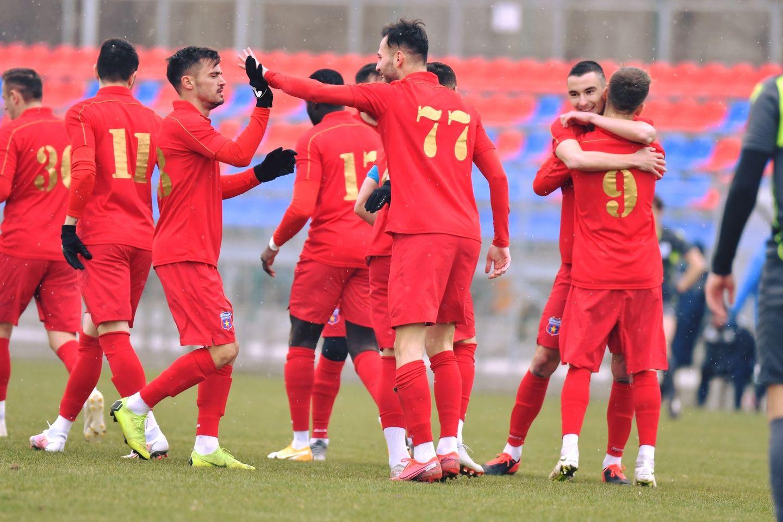 Steaua liga 3