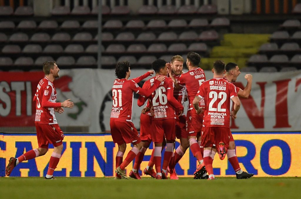Dinamo Bucharest vs FCSB, Romania Cup, Bucharest, Romania – 10 Feb 2021