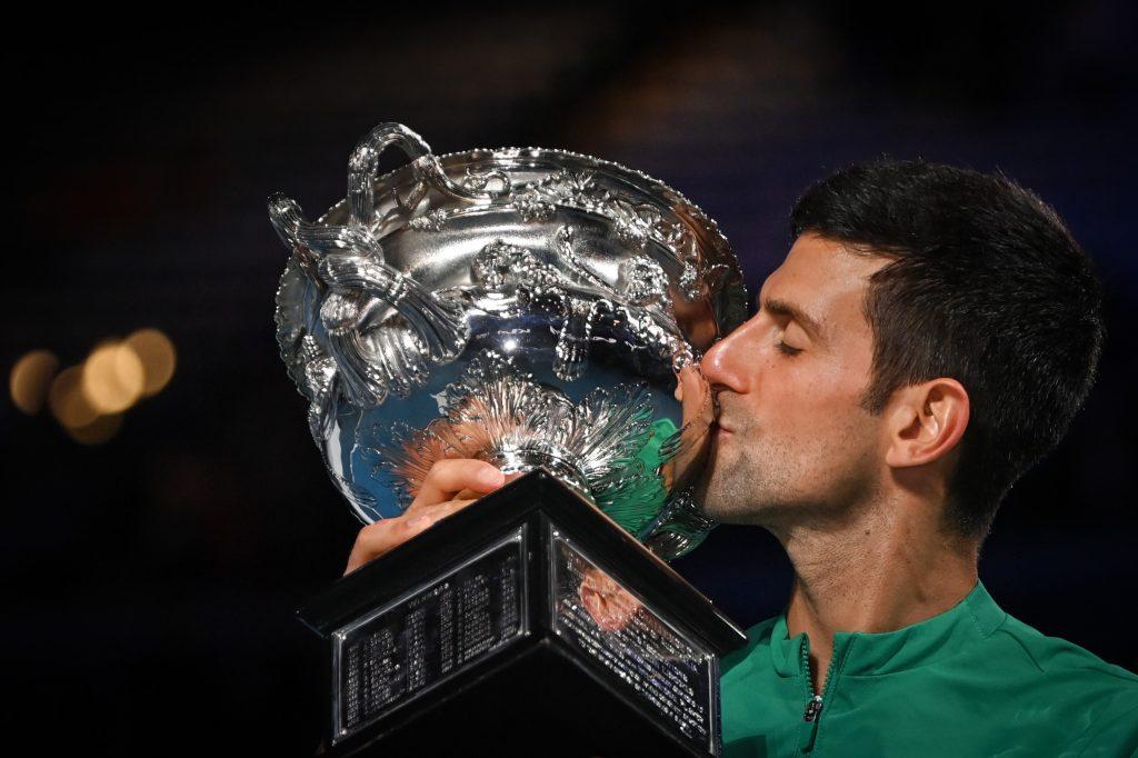 Australian Open Tennis, Day Fourteen, Melbourne Park, Australia – 21 Feb 2021