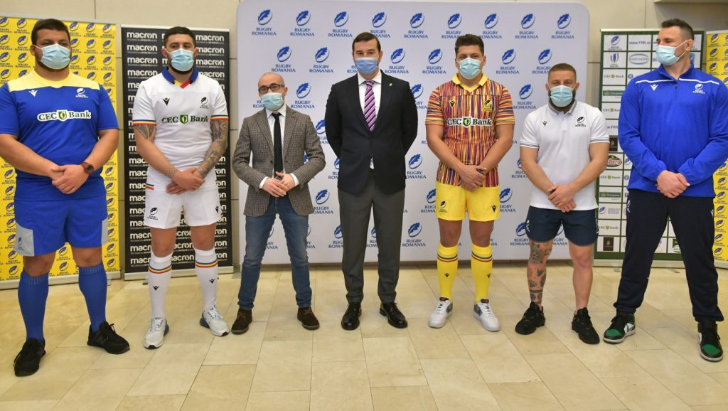 prezentare echipament nationala romaniei de rugby (2)