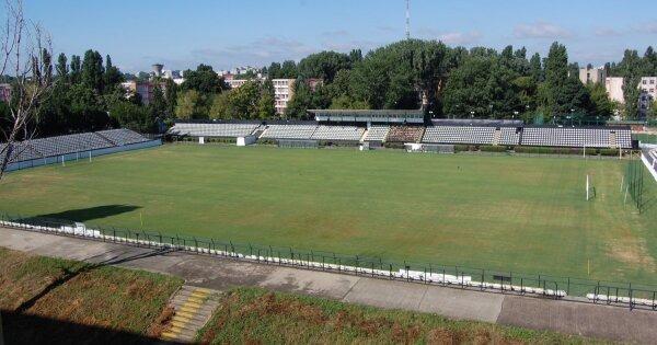 Stadionul Regie din Bucuresti. 21.07.2011
