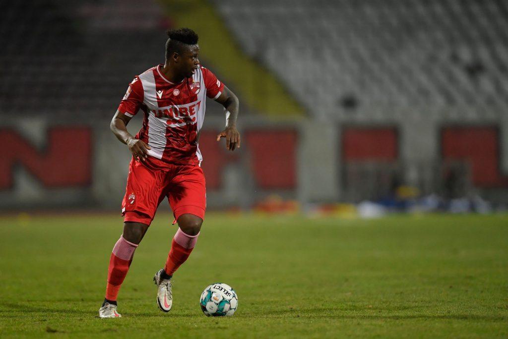 Magaye Gueye, sursa foto: Profimedia