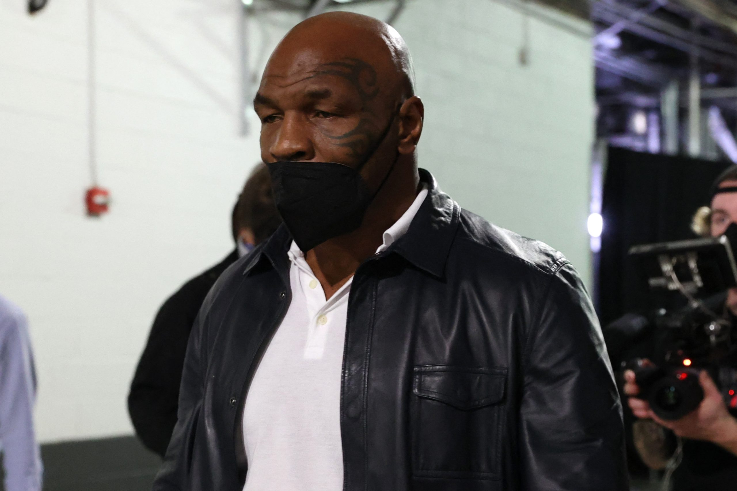 Mike Tyson scaled