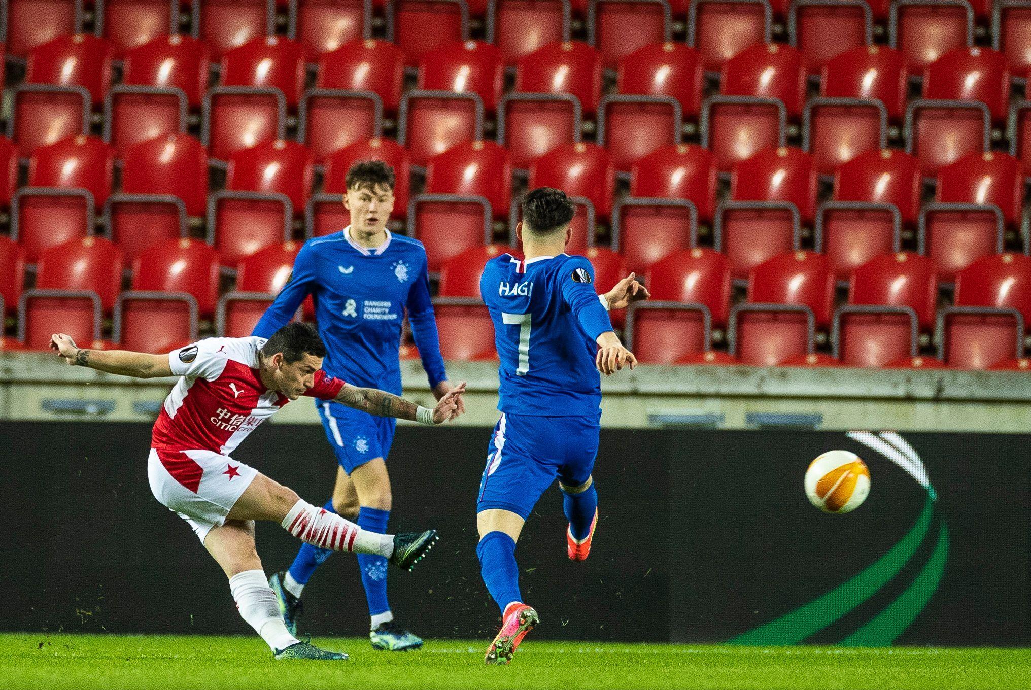 Nicolae Stanciu goal