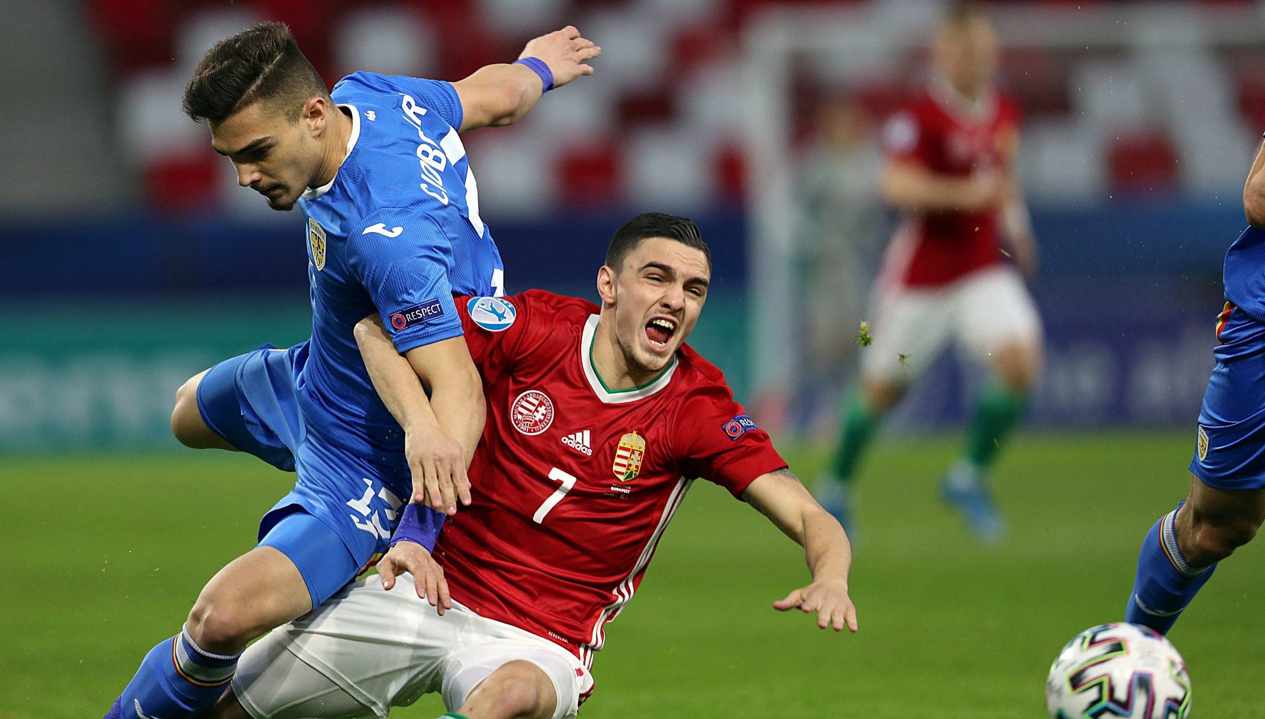 Romania U21 Ungaria u21 scaled